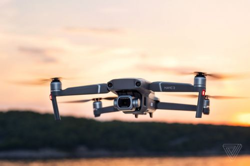 DJI will add airplane and helicopter detectors to new drones in 2020