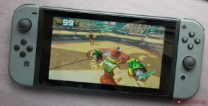 Arms for the Nintendo Switch is a fighting game for everyone