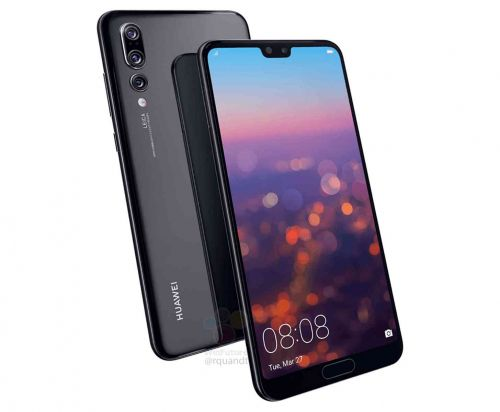 Huawei P20 Pro rumored to include 40MP camera