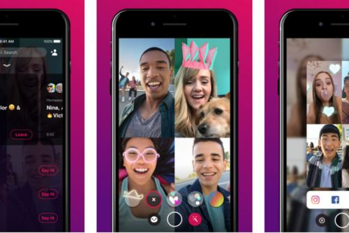 Facebook is testing its standalone video chat app Bonfire