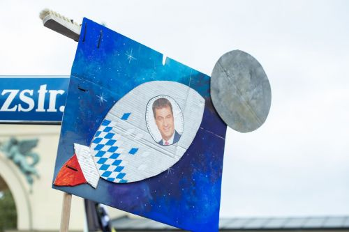 Bavaria's space program shot to viral fame - but it may be in trouble