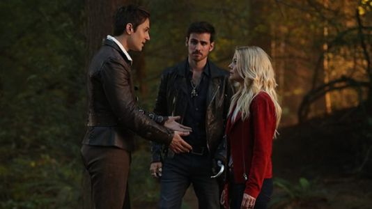 Once Upon a Time Gave Hook a Satisfying Twist