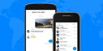 Facebook Messenger Lite now in over 100 countries