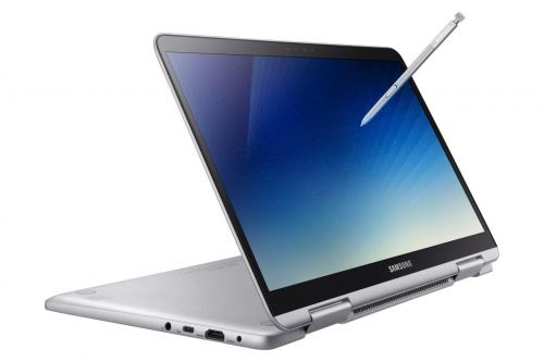 Samsung's new Notebook 9 Pen is a miniature, metal 2-in-1 machine