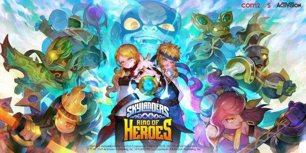 Skylanders: Ring of Heroes' latest update introduces two new characters and in-game events