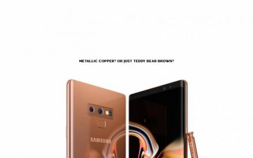 Galaxy Note 20 colors leaked in two sizes