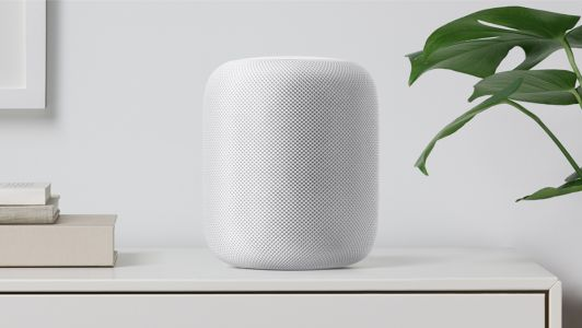 Apple's HomePod speaker delayed until next year