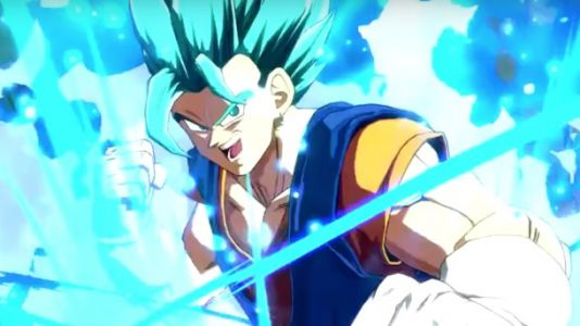 Leaked Trailer Confirms Vegito Blue For Dragon Ball FighterZ