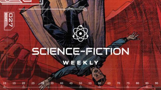 Science-Fiction Weekly - Star Wars Battlefront II, Solo, Justice League, Superman