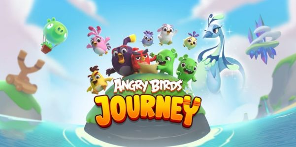 Angry Birds Journey is now available for iOS and Android in the USA, Finland, Sweden, Denmark, Canada, and Poland