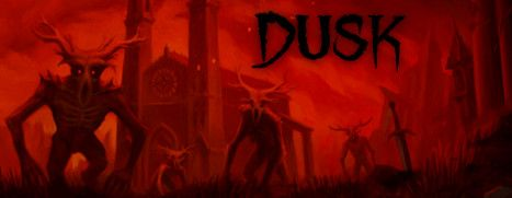 Now Available on Steam - DUSK, 16% off!
