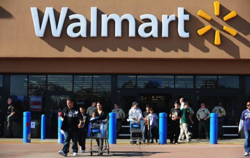 Walmart fires back at Amazon with new direct-to-fridge service