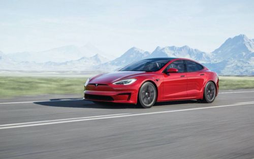 This is the new Tesla Model S