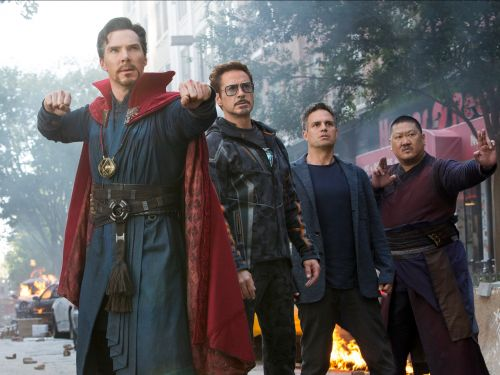 Where all the major Marvel Cinematic Universe characters are right before 'Avengers: Infinity War'