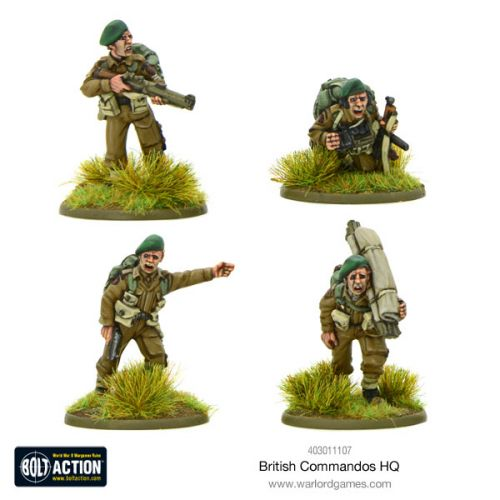 New Bolt Action Releases Available From Warlord Games