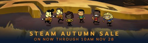 Steam Autumn Sale Continues!