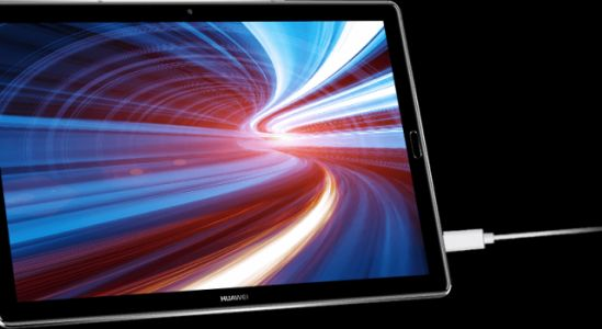 Huawei MediaPad M5 Tablet with LED flash leaks at FCC