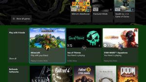 Xbox April update adds speed up downloads option, new Game Pass features and more