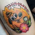 22 great geek tattoos