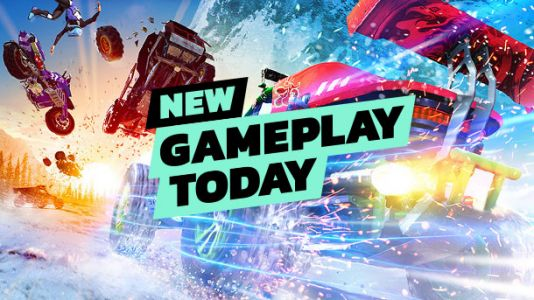 New Gameplay Today - Onrush