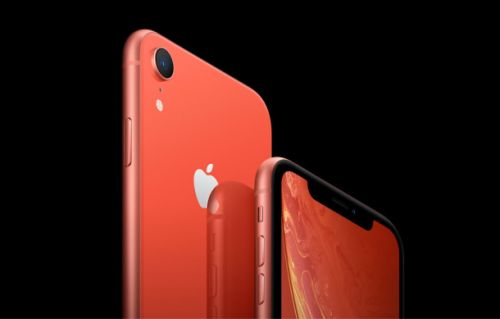 The iPhone XR is sold out ahead of its release on Friday