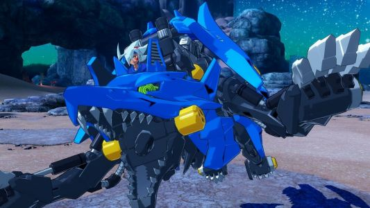 The Launch Trailer for ZOIDS WILD: BLAST UNLEASHED Makes Me Want to Play the Game