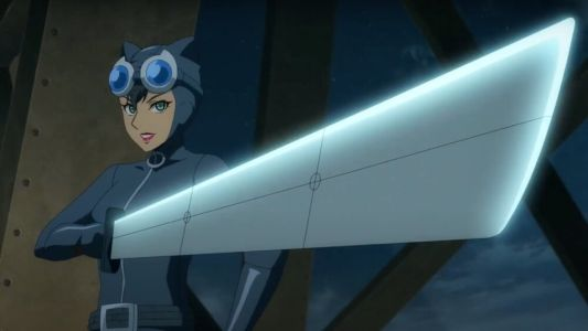 Trailer For The New DC Animated Film CATWOMAN: HUNTED