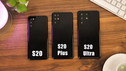 Samsung Galaxy S20 Dummies Reveals Size, Design and Camera Bumps