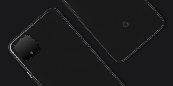 Google Pixel 4 confirmed with official image