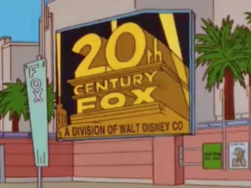 'The Simpsons' predicted that Disney would buy Fox 19 years ago - and it's not the only time it has accurately predicted the future