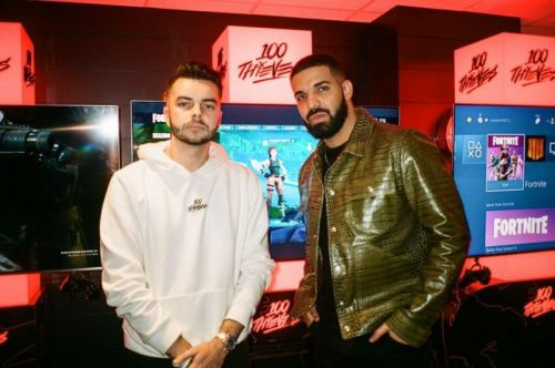Drake Now Co-Owns Gaming Brand 100 Thieves