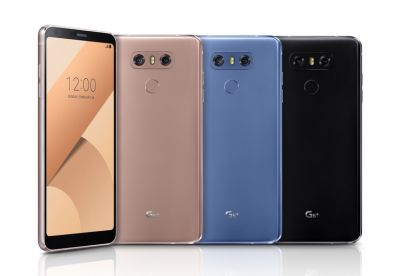 LG unveils G6+ with B&O Play headphones, rolls out software updates for G6