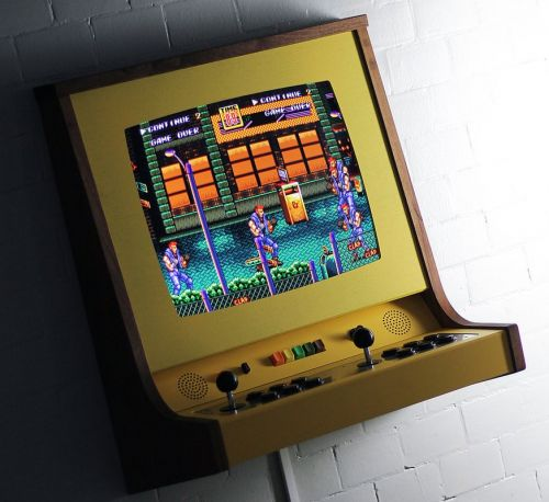 This $3,416 arcade cabinet is a nod to the original 'Pong' machine