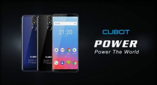Brand flagship CUBOT Power down to just $179.99 on Gearbest