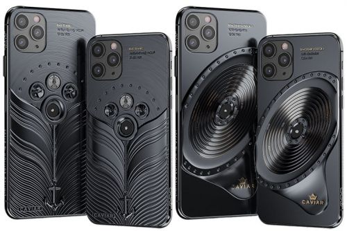 Got $34,000 and want an iPhone 11 Pro with a bit of the Titanic or Vostock 1 in it?