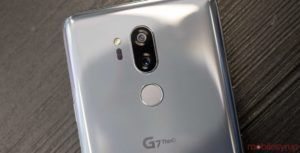 LG G8 to sport rear-facing fingerprint scanner and iPhone X-style notch: report