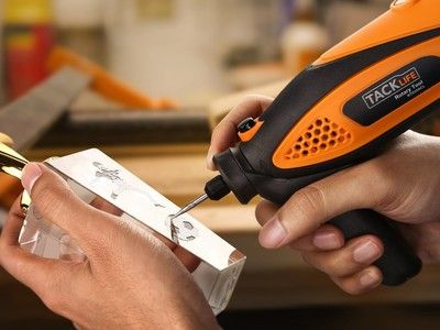 The Tacklife rotary tool kit is down to $25 and includes 80 accessories