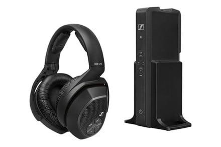 Best Buy discounts the Sennheiser RS 175 wireless headphones by $80
