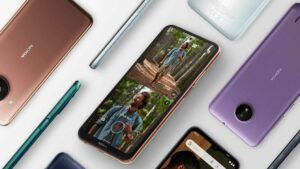 Nokia reveals six new entry-level phones for 2021