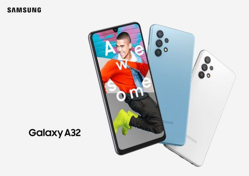 4G Variant Of Galaxy A32 Announced With Large Battery, 90Hz Display