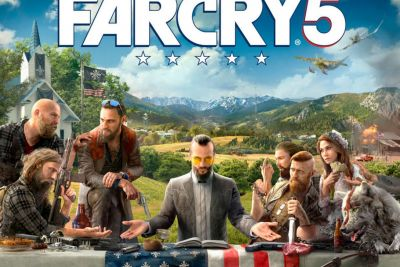 Watch the first trailer for Far Cry 5
