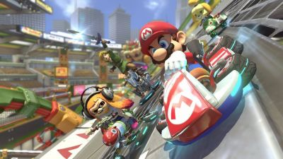 'Mario Kart 8 Deluxe' on the Switch is basically perfect