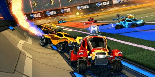 Rocket League Cross Platform Play Is Now Available On PS4