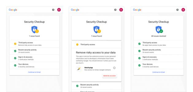 Google Announces New Security Protection Tools For Users
