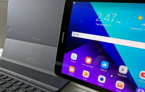 Galaxy Tab S4 at MWC 2018 might disappoint