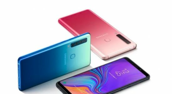 Quad-Camera Samsung Galaxy A9 2018 Launching in India on November 20