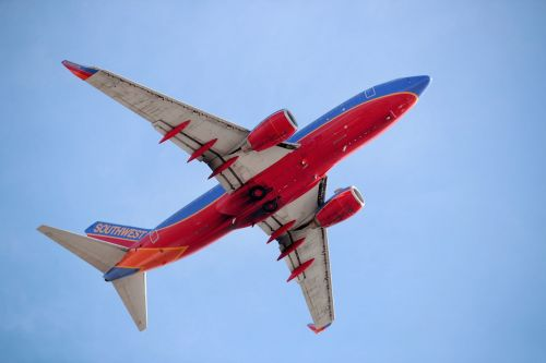 One passenger dead after Southwest Airlines flight makes an emergency landing