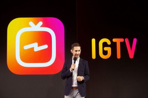 Instagram dévoile sa plate-forme pour concurrencer YouTube appelée IGTV