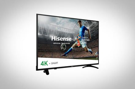 Don't bother finding the remote - Alexa controls the new Hisense H8E TV