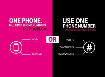 T-Mobile DIGITS: Dial one number to ring multiple devices